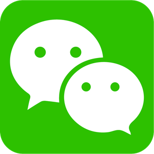 We Chat logo for mobile